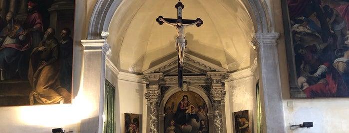 Basilica Di Santa Maria Assunta is one of Venise visit.
