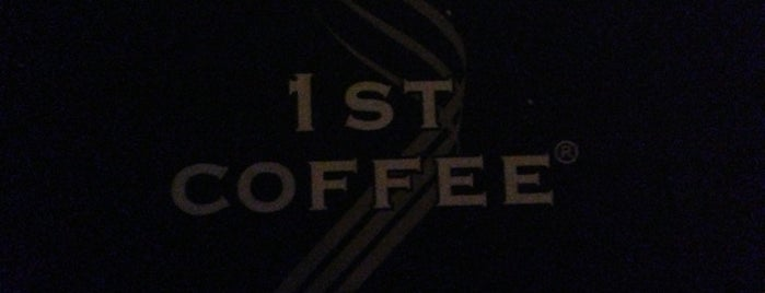 1st Coffee is one of Za posjetiti.