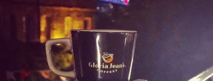 Gloria Jean's Coffees is one of Restaurant-Cafe.