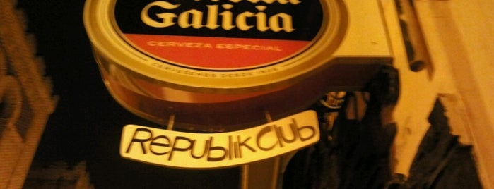 Republik club is one of MAD & Night.