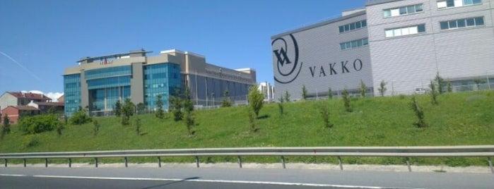 Vakko Üretim Merkezi is one of Turkey.