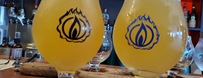 Blaze Craft Beer and Wood Fired Flavors is one of Bar Harbor.