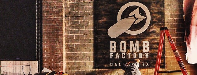 The Bomb Factory is one of InSite - Dallas.