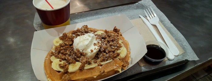 Wafflaki is one of Brian 님이 저장한 장소.