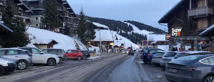 Mountain Twister is one of Megeve.
