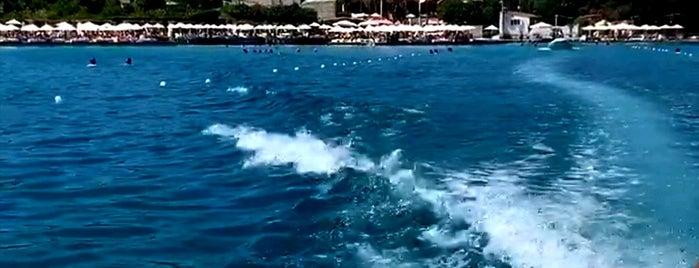 Yalıkavak is one of Lugares favoritos de Hale.