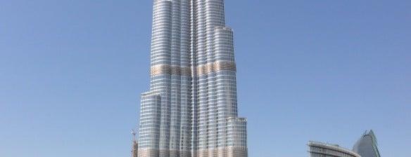 Burj Khalifa is one of World Heritage Sites List.