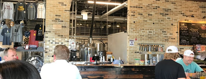 Schram Haus Brewery is one of Drink Local 🍺.