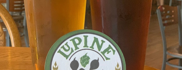 Lupine Brewing Company is one of Drink Local 🍺.
