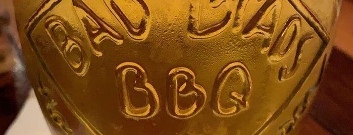 Bad Brads BBQ is one of PJ : понравившиеся места.