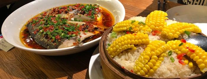 Easterly Hunan Cuisine is one of Locais curtidos por Jacquie.