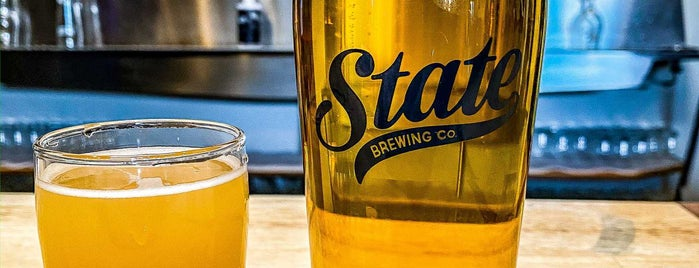State Brewing Co. is one of L.A.'s 20 essential breweries.