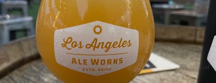 Los Angeles Aleworks is one of Breweries.