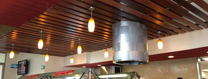 California Restaurante is one of RESTAURANTES.