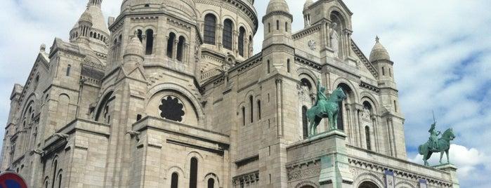 Montmartre is one of Quatre jours à Paris.
