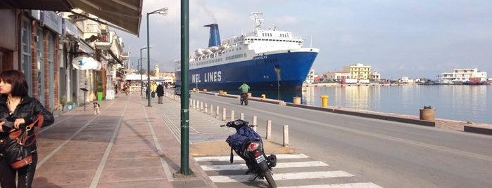 Εθνική Τράπεζα (NBG) is one of Chios Island.