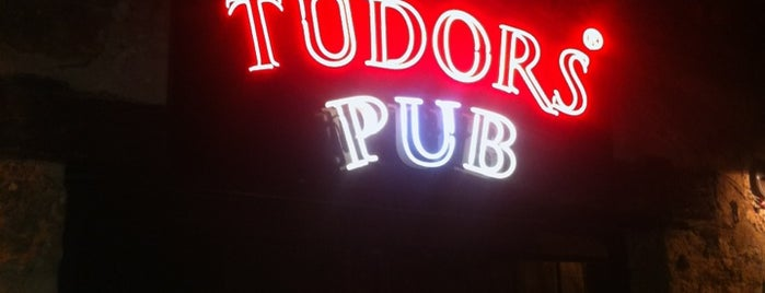 Tudors Pub is one of Cengiz Ozan 님이 좋아한 장소.
