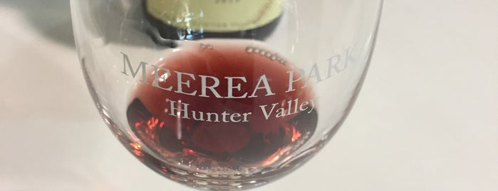 Meerea Park Wines is one of Hunter Valley Wineries.