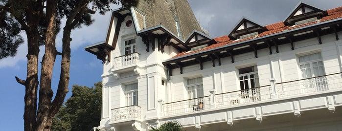 Büyükada Anadolu Kulübü is one of Favorilerim.