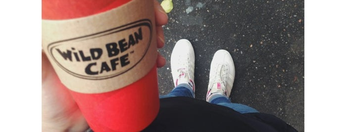 Wild Bean Café is one of Moscow To-Do List.