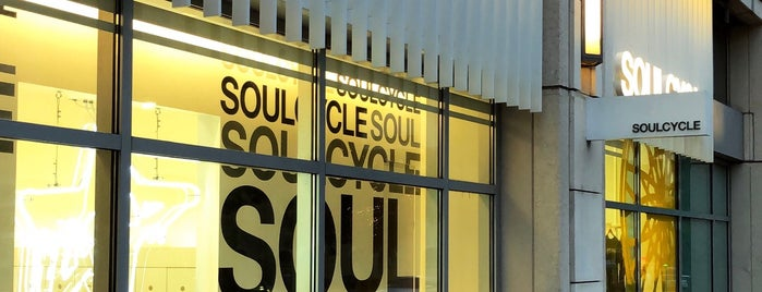SoulCycle Downtown Austin is one of Lieux qui ont plu à Robby.