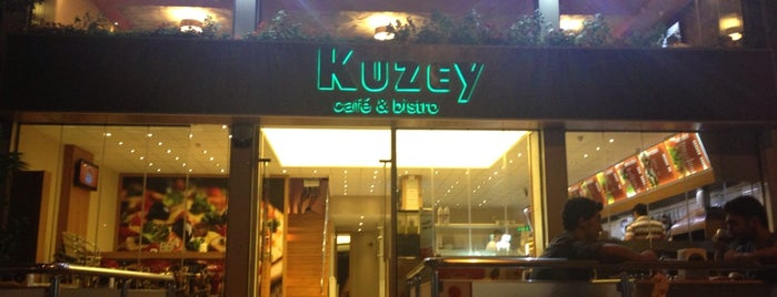 Kuzey Cafe & Bistro is one of Mekanlar.