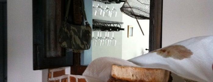 Santo Gula Restaurante is one of Locais salvos de JOSE ANTONIO.