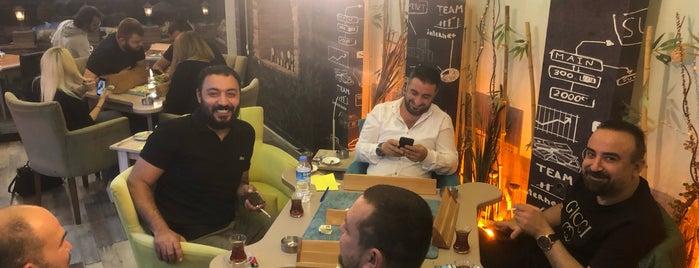 Kahhve Coffee & Bistro is one of Konya'da Café ve Yemek Keyfi.