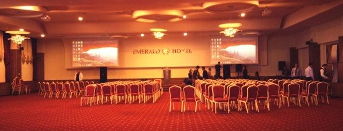 Hotel Emerald is one of Ayşe Nur 님이 좋아한 장소.
