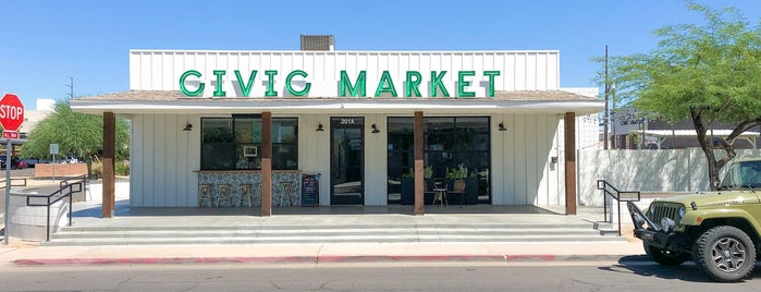 Civic Market is one of Arizona.