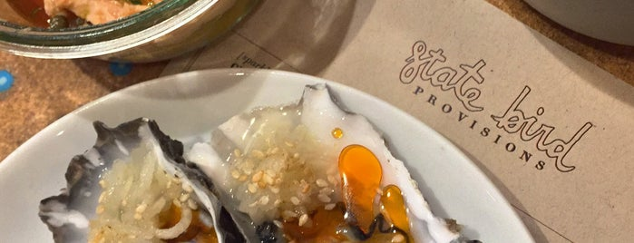 State Bird Provisions is one of The 38 Essential SF Restaurants, Winter.