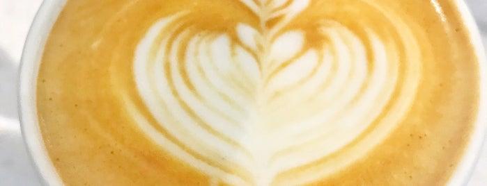 Toby's Estate Coffee Roasters is one of Posti che sono piaciuti a Helen.