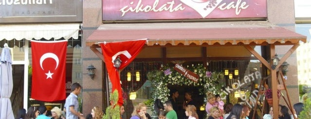 Çikolata Cafe is one of Gaziantep.