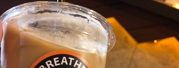 Breathe Coffee is one of Gespeicherte Orte von Queen.