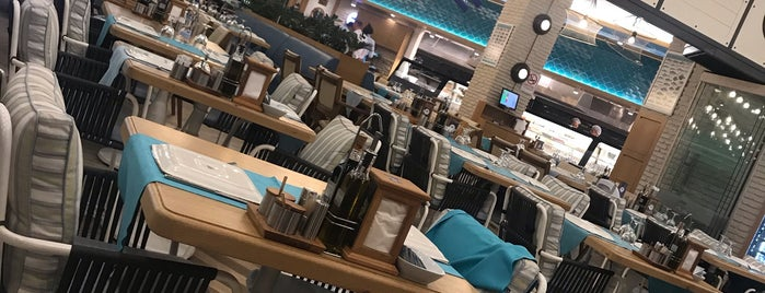 Fikret Restoran & Balık Market is one of Aliさんのお気に入りスポット.