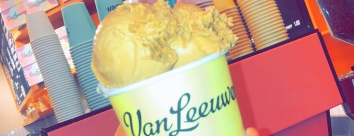 Van Leeuwen Artisan Ice Cream is one of Dessert and Bakeries.