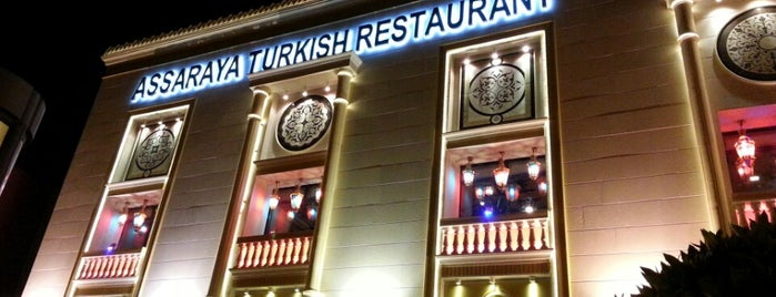 Assaraya Turkish Restaurant is one of Saudi.