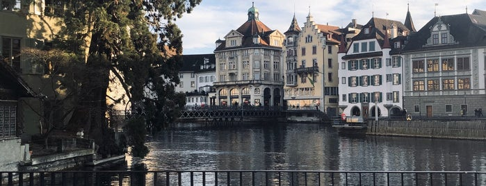Mill'Feuille is one of Luzern SW.