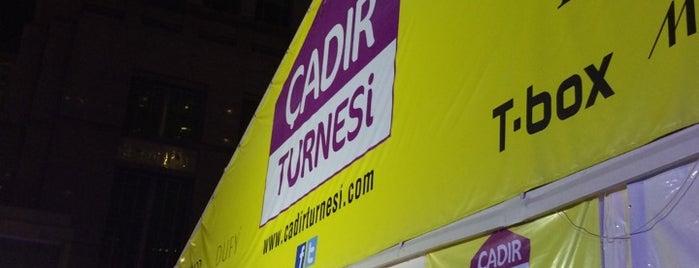 Maslak Çadır Turnesi is one of Duygu 님이 좋아한 장소.
