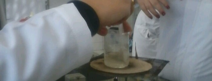 Laboratório de Química is one of Unilasalle Canoas.