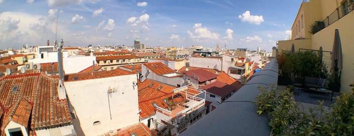 AC Hotel Circulo Gran Vía is one of Orte, die Adrian gefallen.