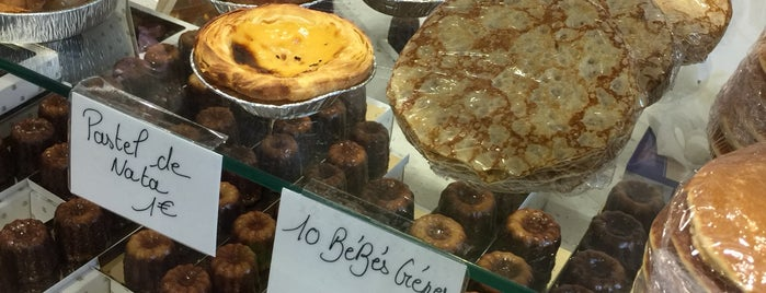 Top places to get popular French Pastries in Paris