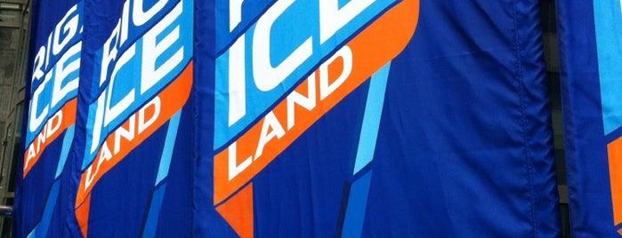 Riga Ice Land is one of Lieux qui ont plu à Arkatov.