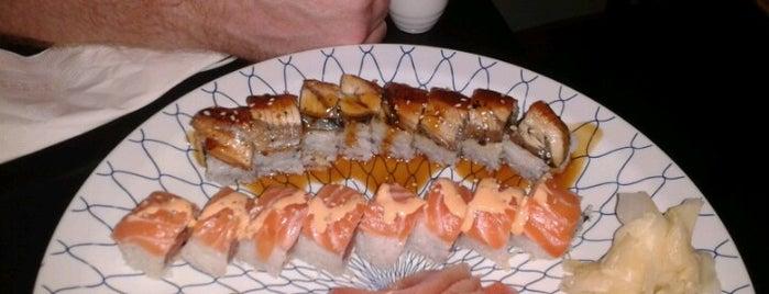 Sushi West is one of David'in Beğendiği Mekanlar.