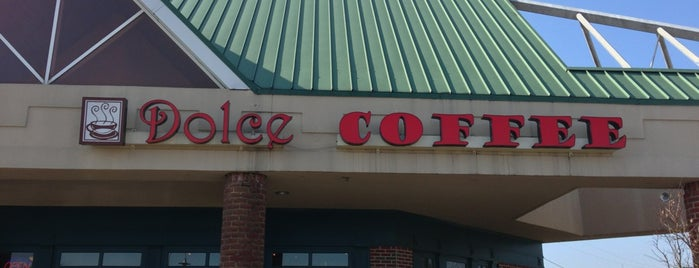 Dolce Coffee is one of Mobile Office.