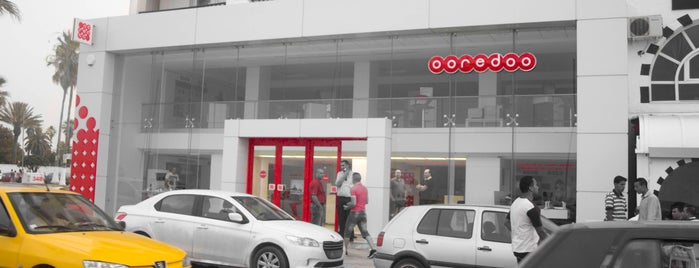 Boutique Ooredoo | Sousse Boujaafar. is one of Boutiques Ooredoo Tunisie.