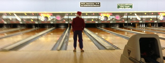 Thunderbird Lanes (Warminster, Bucks County) is one of Philly Activities.