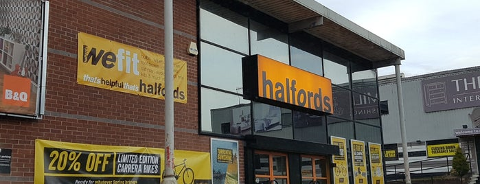 Halfords is one of Carl : понравившиеся места.