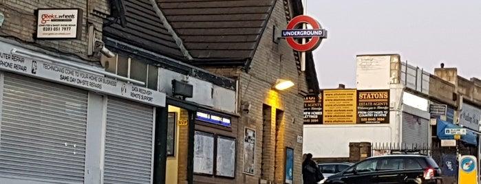Totteridge & Whetstone London Underground Station is one of Underground Stations in London.