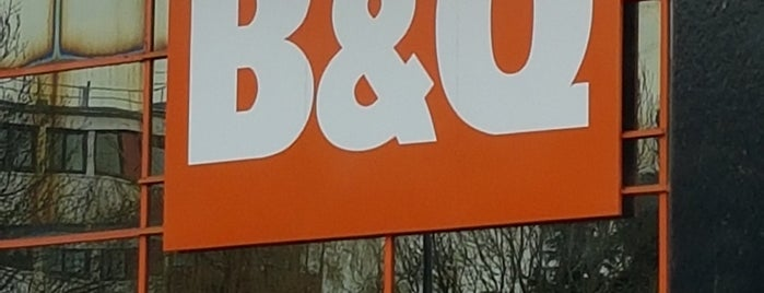 B&Q is one of Carlさんのお気に入りスポット.